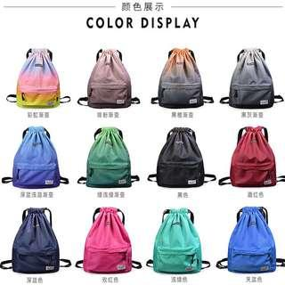 [PO] Waterproof Unisex Drawstring Bag