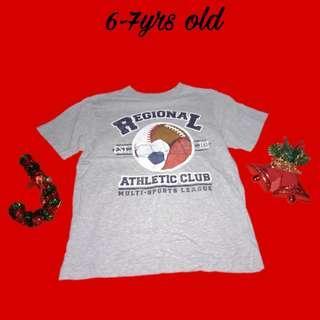 6-7yrs old t-shirt