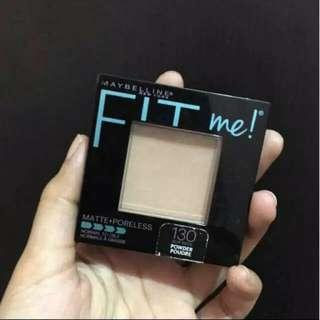 Maybeline fit me (baru)