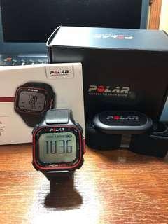 Polar RC3 GPS (Black)