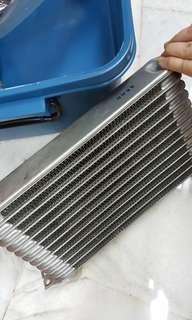 BLITZ Oil Cooler 11 roll