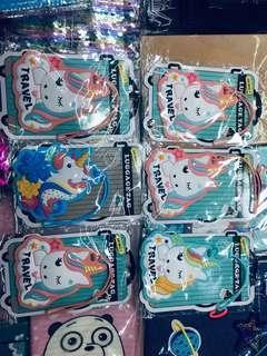 Luggage unicorn tag