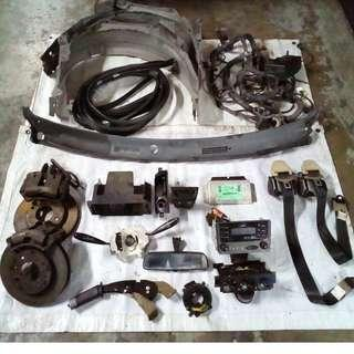 Proton Waja Campro / CPS Parts for sale (Contact 019-3444383)