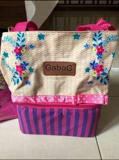Gabag Cooler Bag ASI Motif Joanna (NETT)