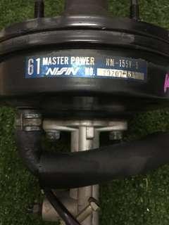 Servo Masterpump L2/L2s