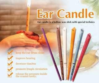 Ear Wax Candle