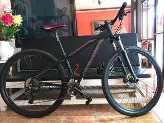 Merida Big Nine Small Built Bike 29er