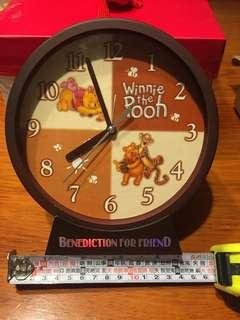 《公益換物》出賣維尼-桌邊時間....滴答滴答