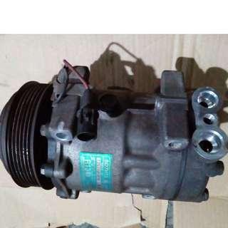 Proton CPS Sanden SD7H15 Original Aircond Compressor (Contact 019-3444383)