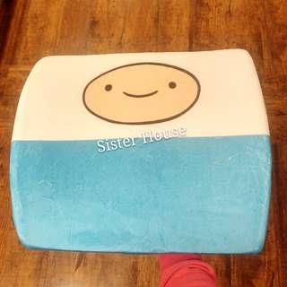 🇰🇷 Adventure Time Finn Memory Cushion 探險活寶芬座椅記憶咕