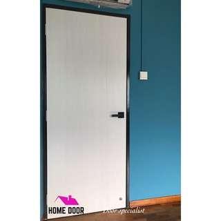 Solid Laminated Bedroom Door for HDB/BTO
