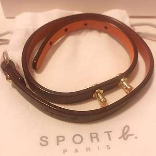Sport b Paris 皮繩/手帶