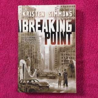 Breaking Point by Kristen Simmons