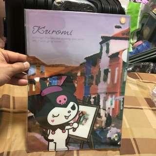 Kuromi folder 文件套