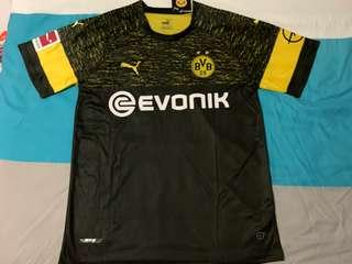 Dortmund 18-19 away black kit!!