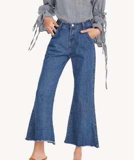 Wide-Legs Jeans Pamelo