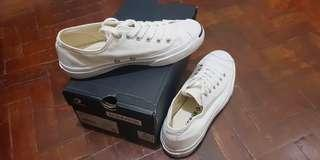 Converse (Jack Purcell) White