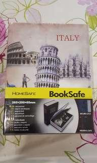 Italy HomeSafe BookSafe