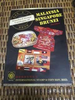 Standard Stamp Catalofue of Malaysia,Singapore&Brunei