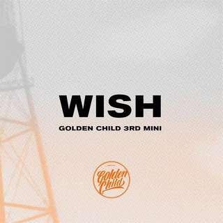 Golden Child 3rd Mini Album <WISH>