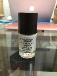 NailMedic Charcoal Infused Polish
