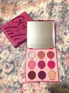 🚚 Colourpop Ooh La la! eyeshadow palette
