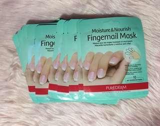 Moisture and Nourish Fingernail Mask