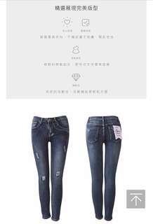 🚚 H&J  -3公斤顯瘦褲