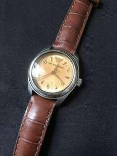 Emporio Armani ladies quartz watch