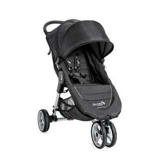 Baby Jogger City Mini 3-Wheel Single Stroller