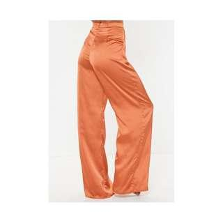 Brand new Satin High Waist Stretchable Trousers