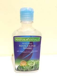 Natural Masculine Wash