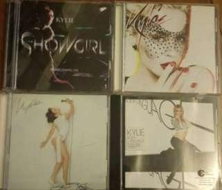 Kylie minogue CD DVD 多隻