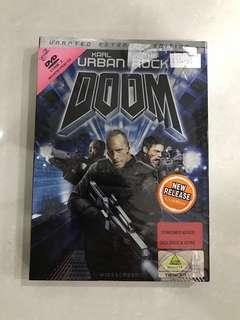DOOM DVD - Unrated Extended Edition