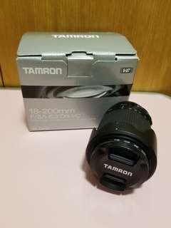 Tamron 18-200mm 長鏡 連filter
