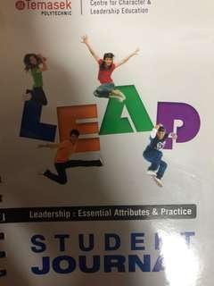 TP Leadership :Essential Attributes &practice (LEAP 1) for year 1.1