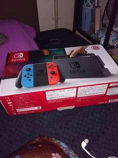 Nintendo Switch 10 month left warranty