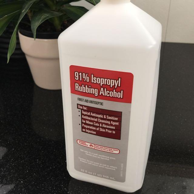 91% Isopropyl Alcohol, Everything Else on Carousell
