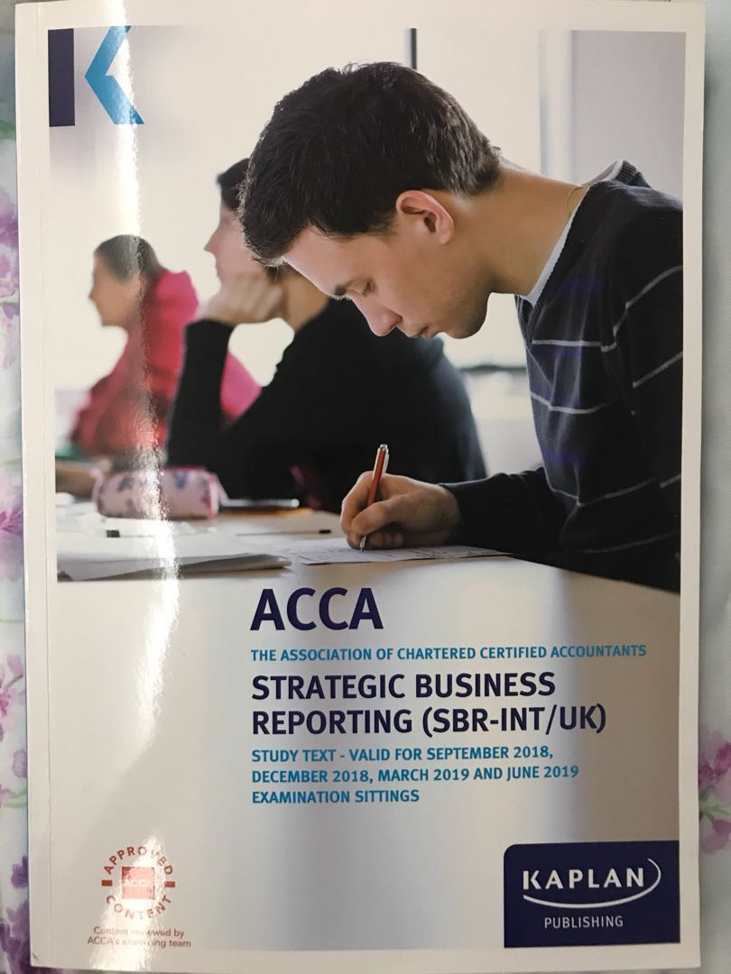 ACCA SBR INT/UK Textbook and Exam Kit