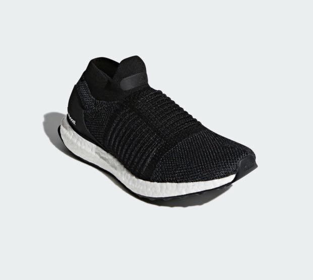 751c0cfa86c55 Adidas Ultra Boost Laceless Black