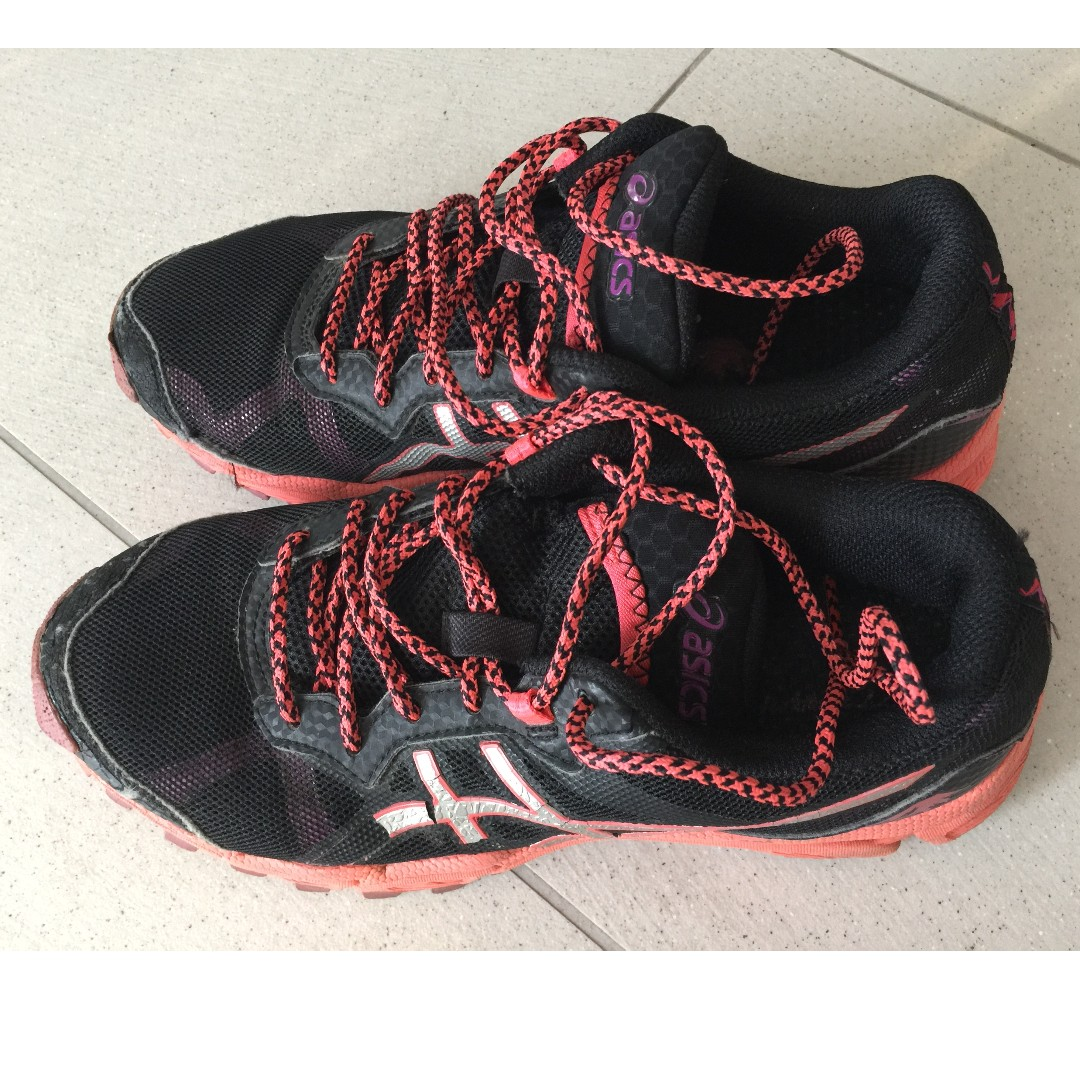 30f96dd05a1451 Asics Running Shoes (Sport Shoes) Size USA 7, Sports, Athletic ...