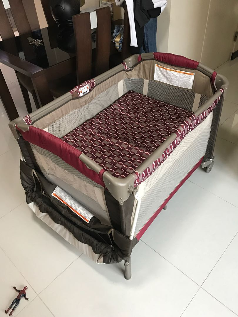 9aaa6fd94e49 Baby trend portable playpen