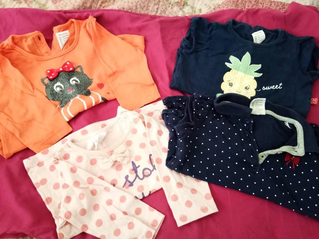 50 Gaya Baju Baby Jenama Miki Kekinian