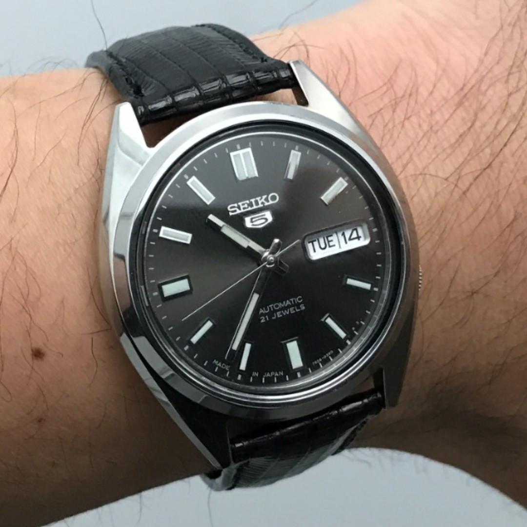 e2a01235b84 BNIB  Seiko 5 Automatic Made in Japan