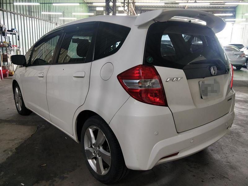 Honda 12年 Fit 1.5 省錢省税省油 重點 可全貸超貸99%過件!