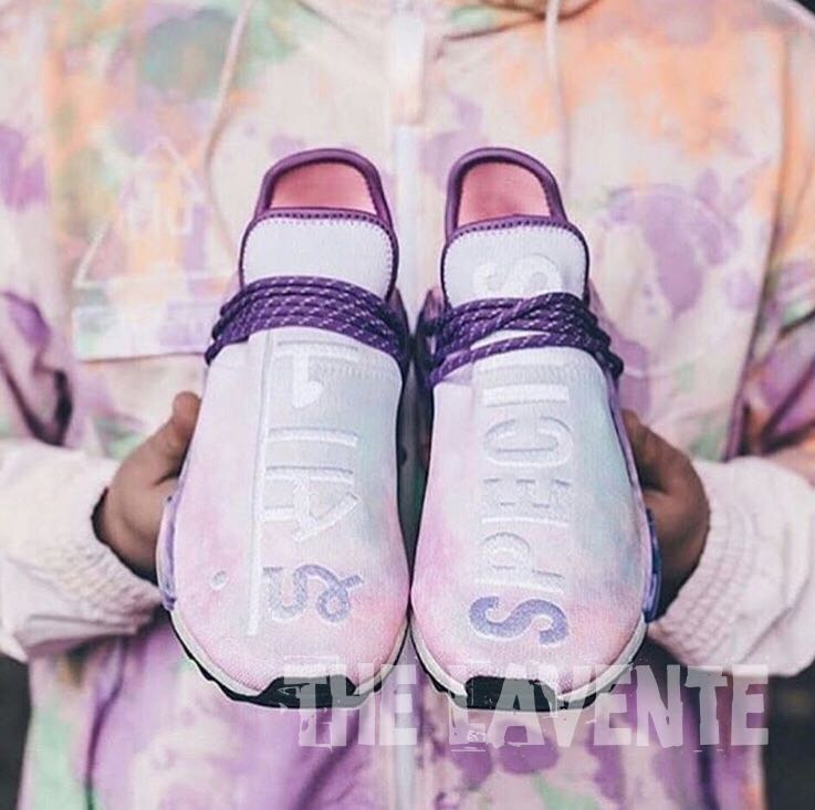 f8e4cce92 In Stock) US10 Adidas Human Race NMD Pharrell Holi Festival (Pink ...