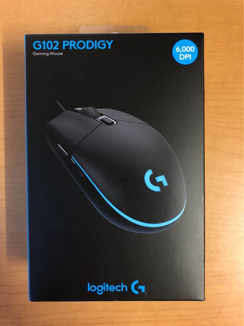 f56d7baa60e Logitech G102 PRODIGY Gaming Mouse, Toys & Games, Video Gaming ...