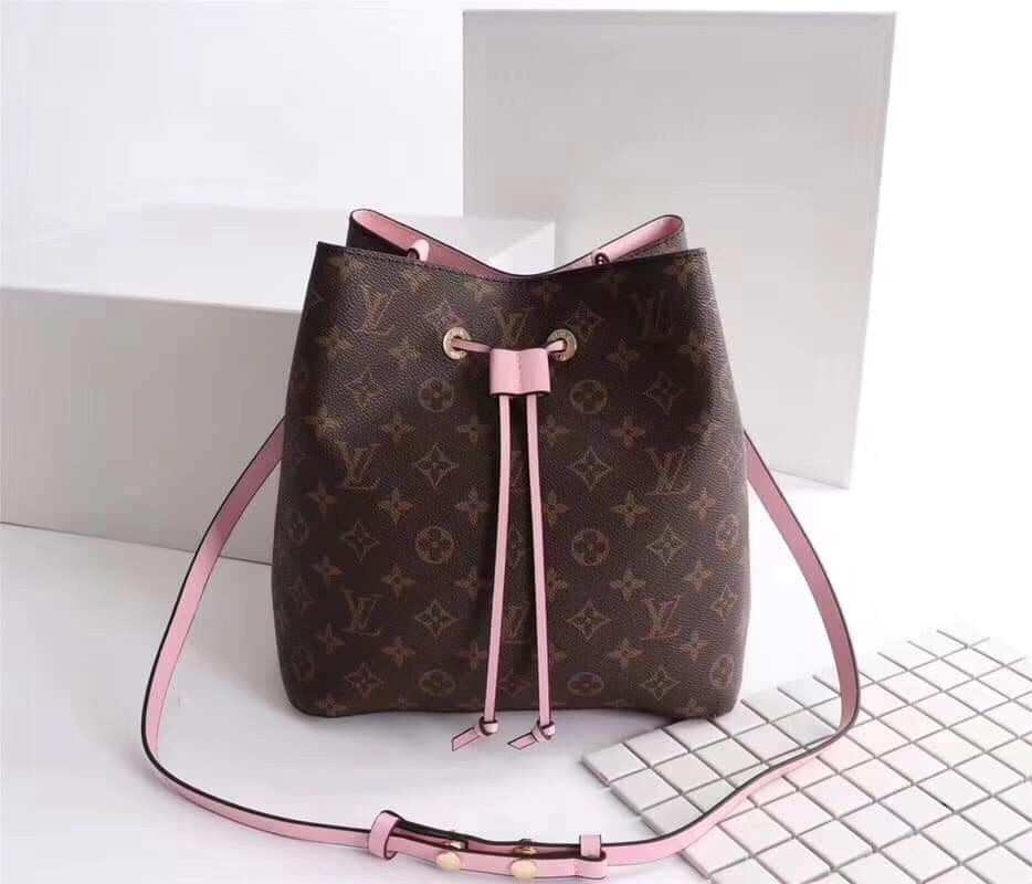 Louis Vuitton Neonoe Bucket Sling Bag LV Authentic Quality on sale ... 953a7bec6c1dd