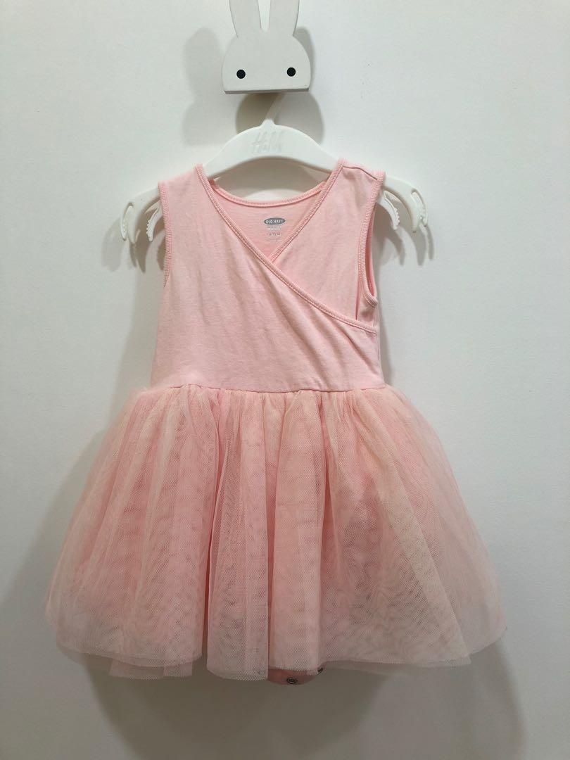 Girls' Clothing (newborn-5t) 3 Months Efficient Baby Girl Pink Dress & Vest Bundle