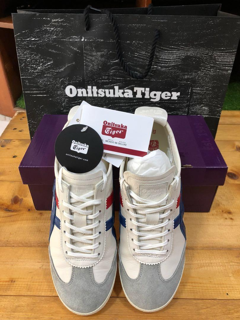 sale retailer edf8e f1323 Onitsuka Tiger Mexico 66 (Deluxe), Men's Fashion, Footwear ...